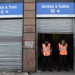Argentina inicia greve de 24 horas contra aumento de impostos http://t.co/HSFi8H3dQd http://t.co/9BwEXM8qvX