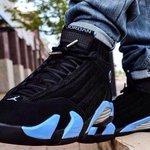 "Air Jordan 14 ""University Blue"" http://t.co/VDFQWY0PJW"