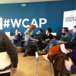 """Qui si """"lanciano"""" idee! #MakeInSouth15 #wcap http://t.co/Rjdb3HTnng"""
