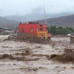 Nuevo video muestra impactante fuerza del aluvión del río Salado arrasando con todo. http://t.co/SXy4C9KGxx http://t.co/VENWJ1qXd8