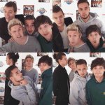 harrys pose in the last two photos tho dude wyd I vote for #OneDirection #TheyreTheOne @radiodisney http://t.co/AF2vVudufn