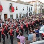 Fotaza de Juan Carlos Vela de nuestra @AM_STV ayer en Pozoblanco. http://t.co/S0vTF8HK9t