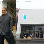 ブルーボトルコーヒー( @bluebottlejapan )出現で清澄白河が東京新名所に!? スケートボード界のカリスマ、トニー・ホーク( @tonyhawk )のサイン会も。http://t.co/l2jRv2HiVf http://t.co/27sPqITDt2