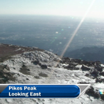 Nice shot from the top of Americas Mountain. http://t.co/jgQSNigZbx