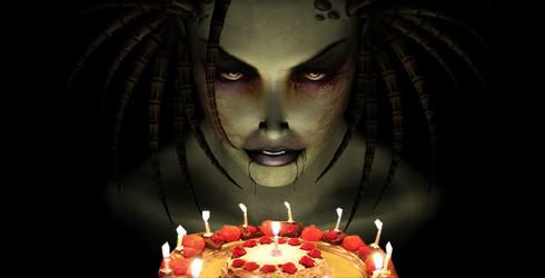 Happy Birthday to StarCraft I! Here's to 17 beautiful years.  http://t.co/F7t4lvWa07 http://t.co/Yi6ZeLQeEq