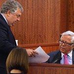 Watch: #Patriots Owner Robert Kraft Answers Defense Questions In Aaron #HernandezTrial http://t.co/5p8u2tE2r4 http://t.co/sjMFzdHo0O