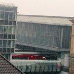 "Main station evacuated due to #storm #Niklas ""@d_hillesheim: Am Dach des HBF #Muenchen lösen sich Glasplatten. http://t.co/mJb816uzTy"""