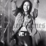 .@CallerArchives found a never-before-seen #Selena photo of the #SelenaLive recording at Memorial Coliseum. #VivaCC http://t.co/FDRFEX5Kiy