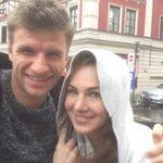 """""""@esmuellert_: Stormy weather in Munich #Niklas #esmuellert #stayathome http://t.co/IjfIHB62CI""""awwwwwwuu looks so sweet!!😘"""