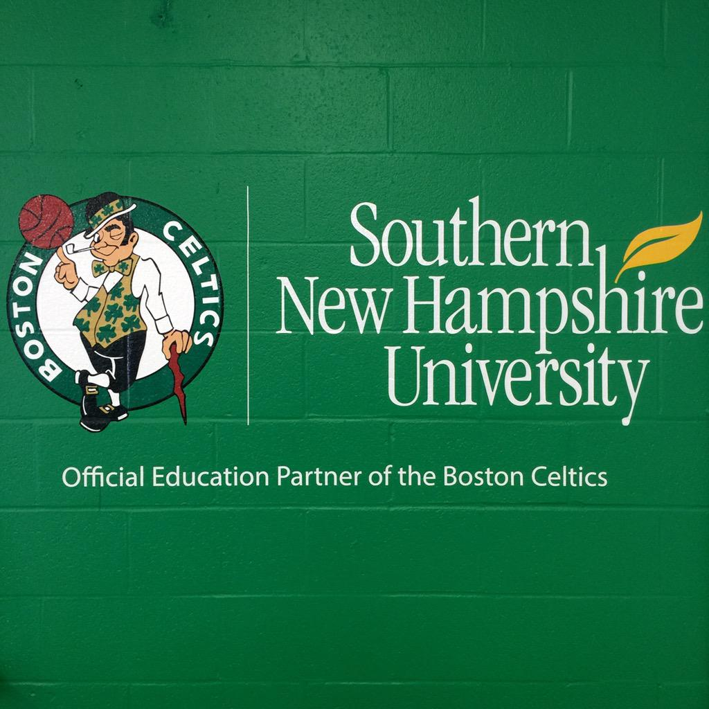 We're at Hillside Middle School in Manchester, NH with the @celtics ready to unveil a new technology lab! http://t.co/MgO47jlAUh