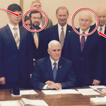 Pence: it wasnt my intent to legalize discrimination. This picture is worth a thousand words. http://t.co/vLP2bEuFZG http://t.co/RvWBYx1zxP