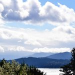 Looking out over Lake Whatcom on this lovely spring day. #bellingham http://t.co/xBOpXX9uea