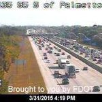 NEW: Crash on I-95 NB at Palmetto Park Rd. backup to Sample Rd http://t.co/811DlS4hCH