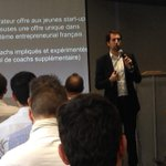 Présentation de @laccelerateur a la @TVT_Innovation par @jonathanlascar http://t.co/IxQGjDfZEo