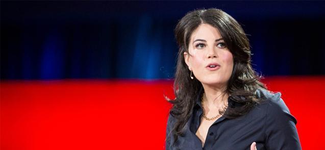 Monica Lewinsky - como apresentar e vencer a resistência de sua audiência http://t.co/Pi52BtD6Fn http://t.co/YWa2FsxF3Z