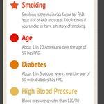 """""""@FriendKathryn: 5 risk factors for PAD #KSU_ES2100 @DrFeito http://t.co/m9B4HzUXZW""""@DrFeito #KSU_ES2100"""