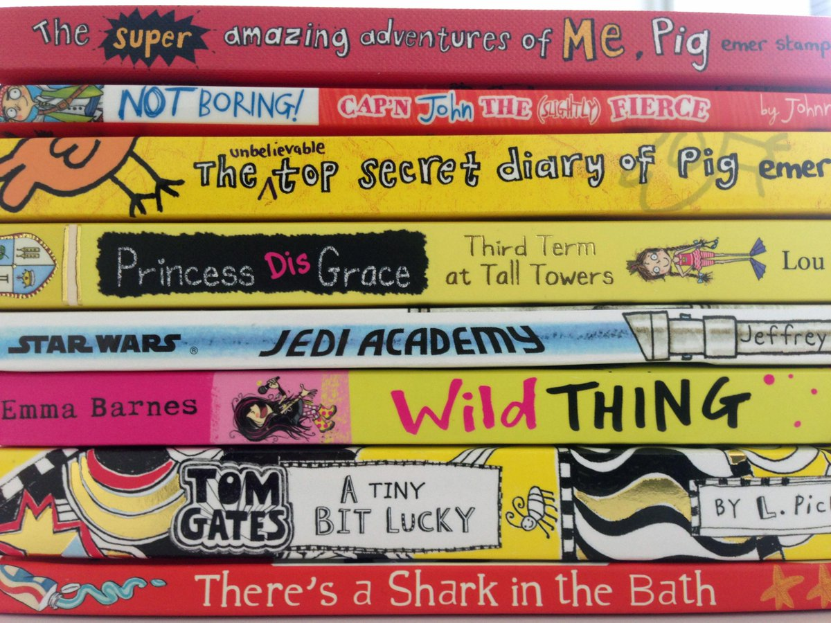It's #AprilFools but no pranks here - RT by 5pm today to win a haul of  funny books! #funnyfiction http://t.co/COyi78QknH
