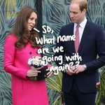 Do YOU think you know the name of the second royal baby? Wanna bet on it??? http://t.co/n7pB20jT1I http://t.co/nClPDb7Bso