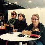 Léquipe VIP de @TVT_Innovation observe depuis les coulisses @CharlotteBlo @LaetitiaAmiot @MarieFaureL http://t.co/2EcAm2L0mY