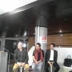 J Lascar, V Gérard @numa C Clavier (laval Mayenne) presentent les accélérateurs @LaCantinebyTVT @TVT_Innovation http://t.co/kmaYbgM7PF
