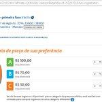 Venda de ingresso para Rio-2016 é aberta na internet; Manaus tem três datas: http://t.co/nFVSrBsUID http://t.co/AKIS8MBfX1