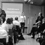 Startups facts par @Mathilde et feedbacks sur laccompagnement startup @TVT_Innovation à @LaCantinebyTVT http://t.co/yUwjmv5tar