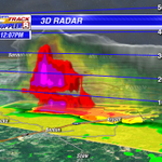 Decent hail core getting close to Bryant, AR #arwx http://t.co/3Ew4ByU9wd