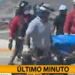AHORA | @miguelacuna13 informa del hallazgo de nuevo cuerpo cerca de servicentro en Chañaral. http://t.co/NwMIcroBNp http://t.co/v0DkKJc8Js