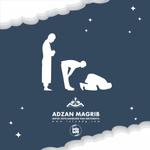 """Adzan Maghrib utk Wilayah Bandung & sekitarnya"", wilujeng netepan taruwit :) http://t.co/5RJQ2ZJE9J"