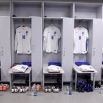 PHOTOS: A snapshot of the @England and @azzurri dressing rooms prior to tonights match. #ITAvENG http://t.co/asPGlJBwzy