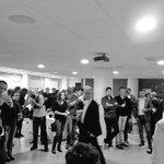 Lapéro @reseau43117 pour clôturer la journée accélérateur @TVT_Innovation à @LaCantinebyTVT ! http://t.co/Sxou4O8POB