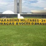 """.@DepBolsonaro chama ditadura militar brasileira de """"intervenção democrática"""" http://t.co/eHg8sxkVJR http://t.co/gECxHkgQo3"""