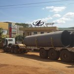 http://t.co/OaiXaaA380 New sewer pipes to improve sewerage services in Kampala. Water is life, Sanitation is health @nwscug @Jadwong