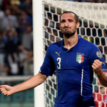 Giorgio Chiellini is the current top goal scorer in the Italy squad with 6 goals. http://t.co/5T0B8pxL5L