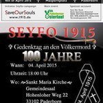 .@enlaroca Genocide? Well be in Paderborn/Germany, Saturday 4th. Join #DemandForAction and #SaveOurSouls http://t.co/B4s1A001Y7
