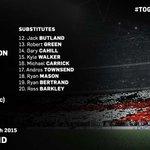 Tonights @England team v @azzurri #ITAvENG http://t.co/RT1wtXtBhw