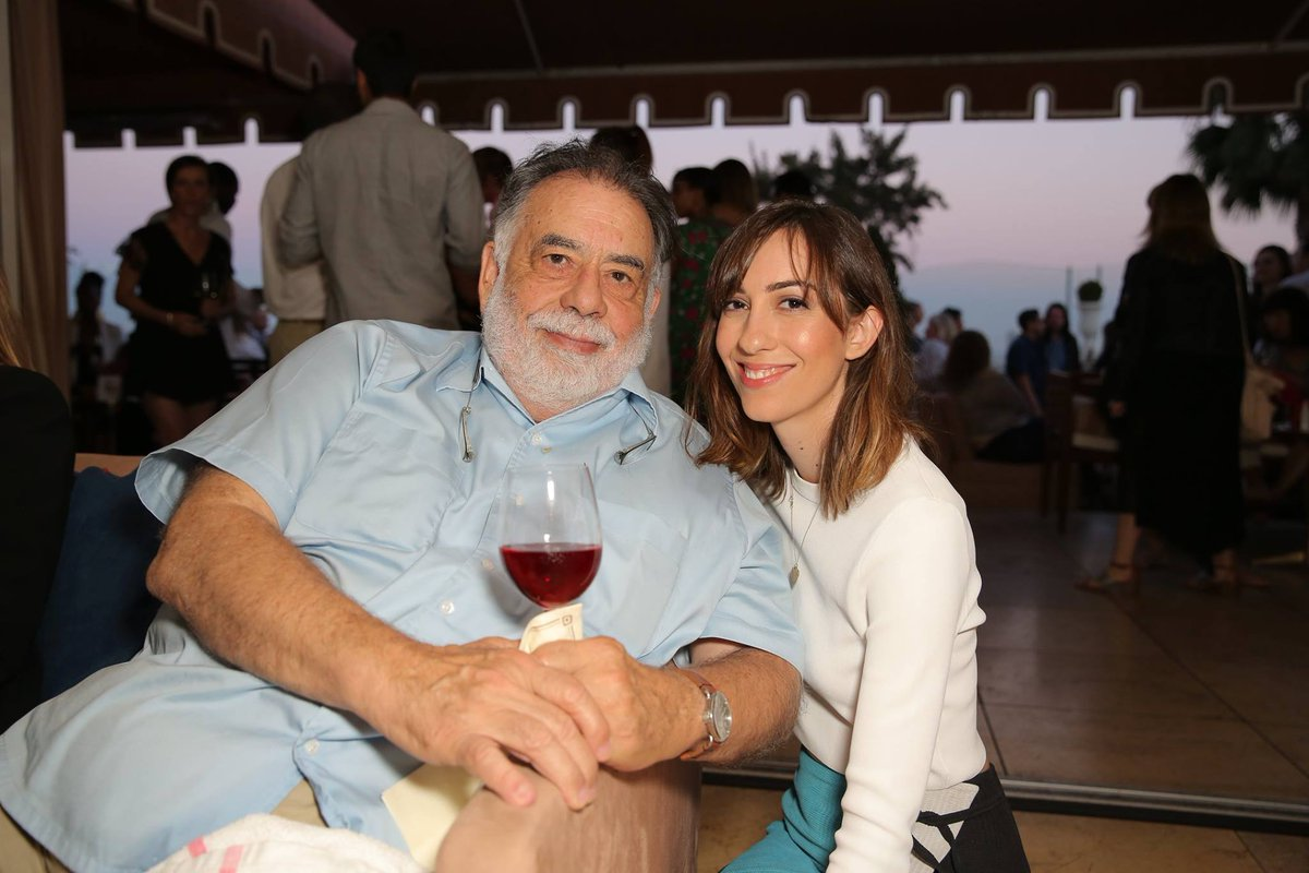 Gia Coppola talks with @WineEnthusiast about Winemaking with her Legendary Grandfather http://t.co/6d0GCUHGYb http://t.co/6IG4aCuwyi