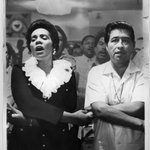 Today is Cesar Chavezs bday. Heres a great photo from the @azcentral archive of him with Coretta Scott King in 1972 http://t.co/alz4IGVGAf