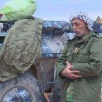 مجلس محافظة صلاح الدين لو لا تدخلات التحالف الدولي لتحررت تكريت خلال عشرة أيام  صورة لمجاهد سني بالحشد الشعبي http://t.co/WySUQ1WMqN