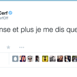 Miss France (@CamilleCerfOff) a craqué son string. http://t.co/GFZbWhsG3h