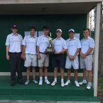 BC GOLF = CITY CHAMPS FOR THE SIXTH YEAR IN A ROW!!! Congratulations to Benedictines golf team. #Savannah #GHSA http://t.co/Hj40VuBQa0