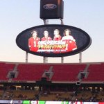 Stadiums have started to take Zayn out of OTRA promotion photos! http://t.co/HsJX9y8ko3