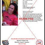 Update: The missing teen, April Flores has been located and is safe.  Thanks for all the help. http://t.co/lLGsxTsTi7