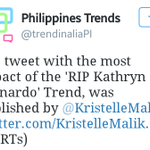 RIP Kathryn Bernardo Who really started that trend? NOT JADINES. SO STOP AND TAKE A CHILL PILL. BYE. IM SO DONE HERE. http://t.co/7crIK1AeoK