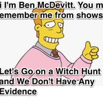 Hi Im Ben McDevitt you may remember me from shows...#AFL#ASADA #Essendon #EFC #StandByHird #DonTheSash #BackOurBoys http://t.co/s60pfB6RJG