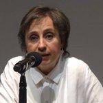La @CNDH recibe queja de Carmen Artistegui y su equipo; señalan a Ifetel y a Segob http://t.co/6RBCYfgBoE http://t.co/VwDZVnjSUZ
