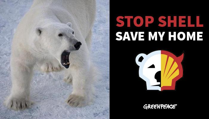 In 100 days, @Shell could start drilling in the Arctic. Make sure Pres Obama hears your voice: http://t.co/OG1VMsZ7Un http://t.co/O2DVb4yZXl