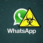 Descubre los terribles peligros de usar demasiado Whatsapp. Ver????http://t.co/7ZhyZ4mOId _ http://t.co/WI6FiQIgeg