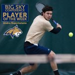 Congrats Andre Napoliatano... @BigSkyConf player of the week! #GoCatsGo http://t.co/2ok4pNPl93
