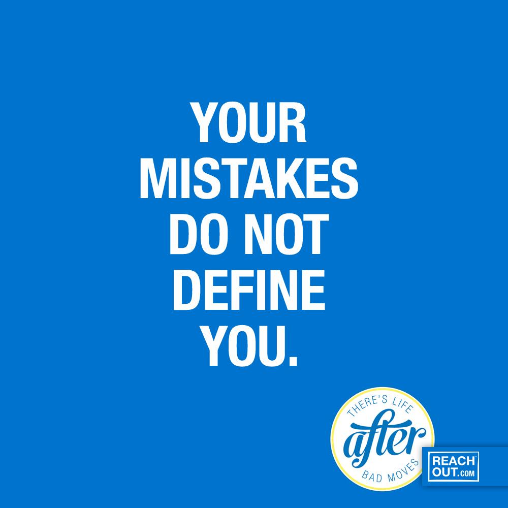 Our campaign to show on #AprilFools + every day, mistakes do not define you:  http://t.co/pOmckwD6TW #thereslifeafter http://t.co/MkmIQhsgCX